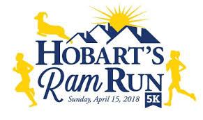 hobart's ram run 5k 2018 logo.jpeg
