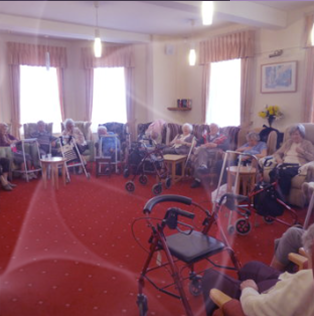 Radio drama for people with Dementia