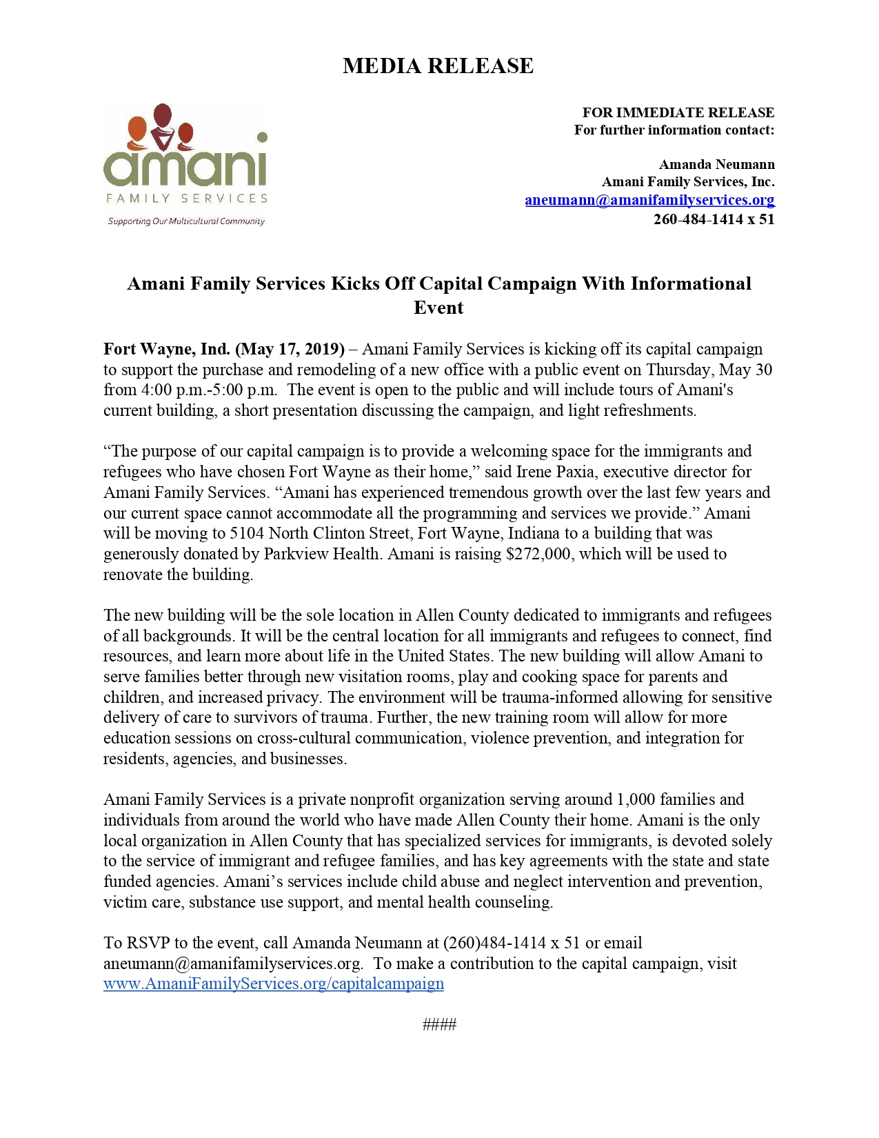 Capital Campaign Event Press Release_page-0001.jpg