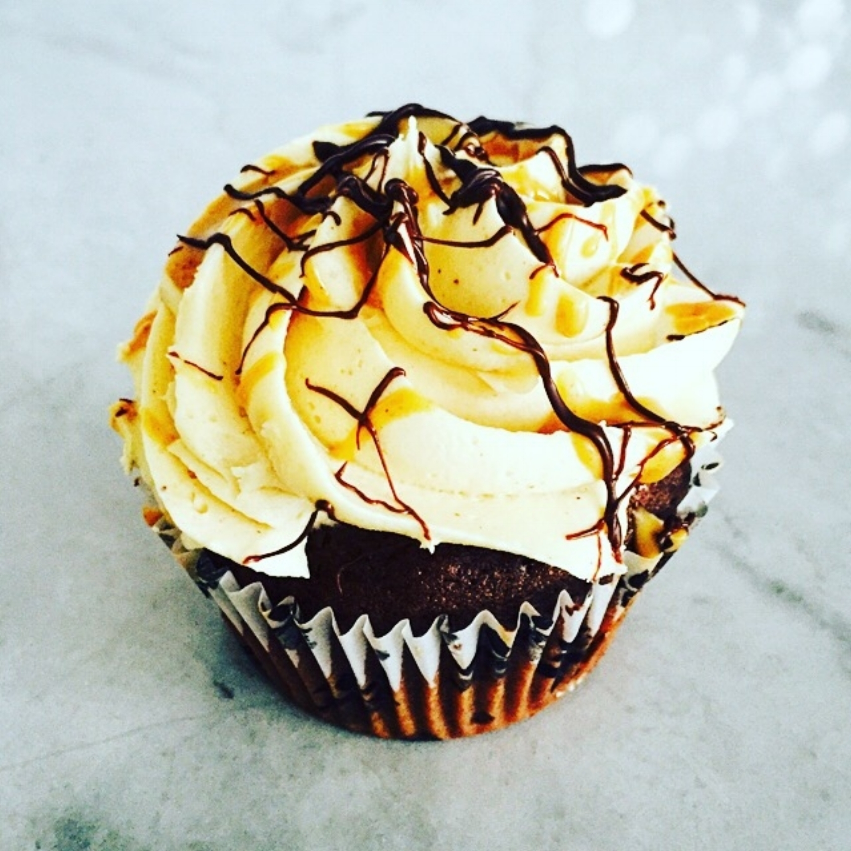 Frost a Cupcake