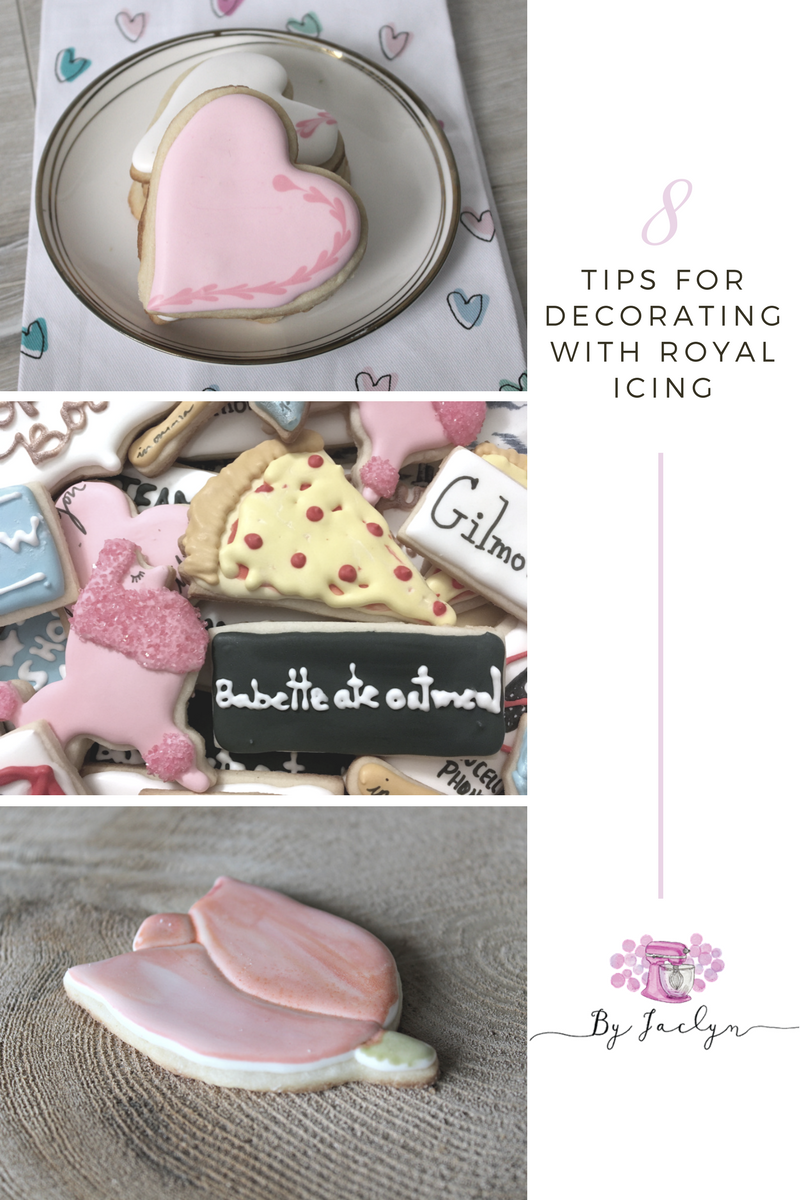 8 Tips for Decorating with Royal Icing