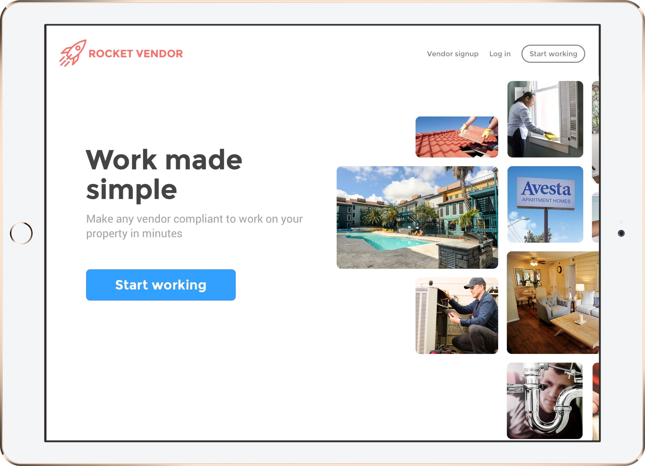 Trustwork - This startup needed help to rapidly design and build their first product for a big client. Read what the co-founders shared about their experience...