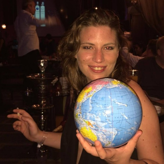 Bitnation Founder and CEO Susanne Tarkowski Tempelhof