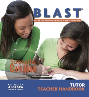 Get Ready 4 Algebra Module One  prepares students  working at the 6th- or 7th-grade level for Pre-Algebra. Lessons have a strong focus on fractions, rational numbers, solving word problems and math study skills. Includes math tool kit.