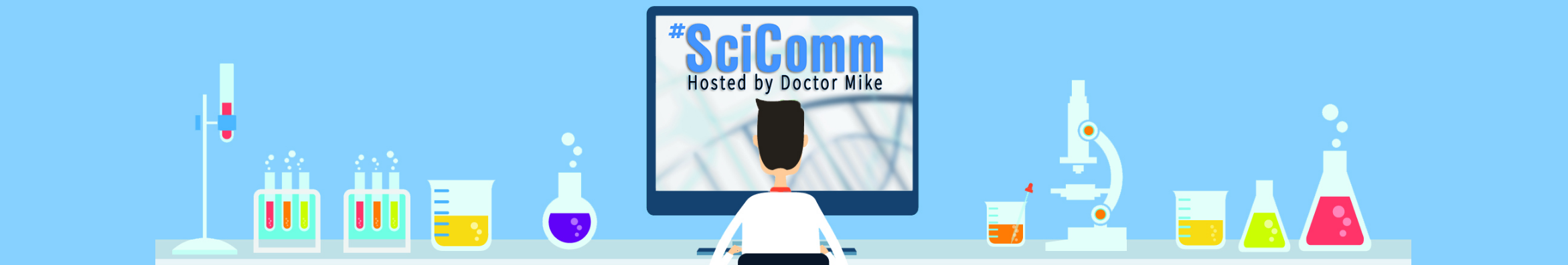 Guest feature on the SciComm Podcast hosted by    Dr. Karen Ring    and    Dr. Mike   . The episode is about science communication, PhD life, and my research on stem cells.