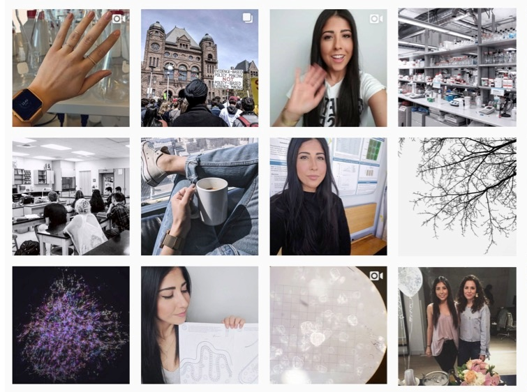 Dear stressed out science student: here are the answers to your questions about #sciencelife. - A summary of Samantha's top tips and pieces of advice for those considering a career in science, based off an Instagram livestream Q & A hosted with > 500 people tuning in.