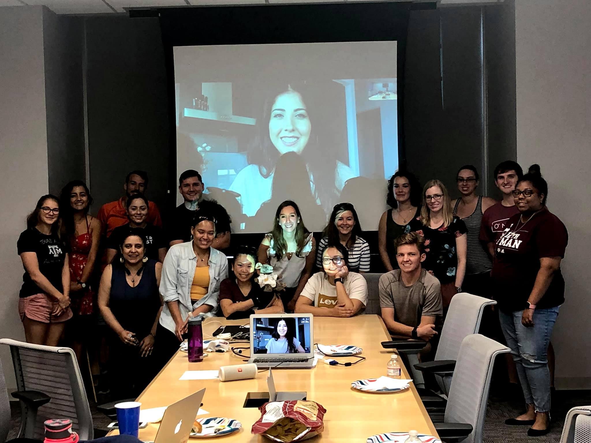 Texas A&M Career Club Virtual Seminar