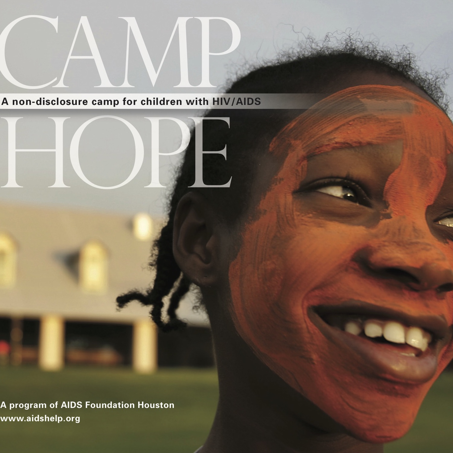 Camp Hope Video Script & CD Cover 2011