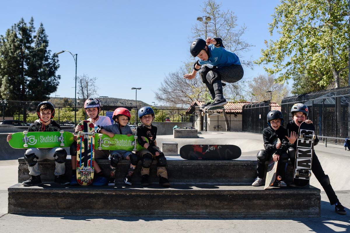 Poway Summer Skate Camp