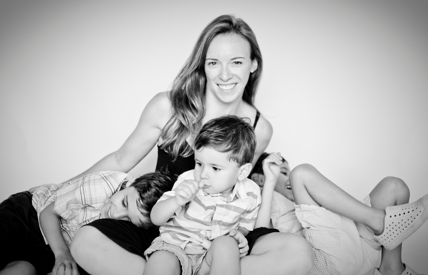 Jessica & Her Boys / Photo: Skylar Reeves