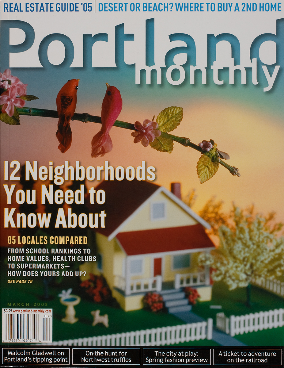 Portland Monthly magazine cover image.