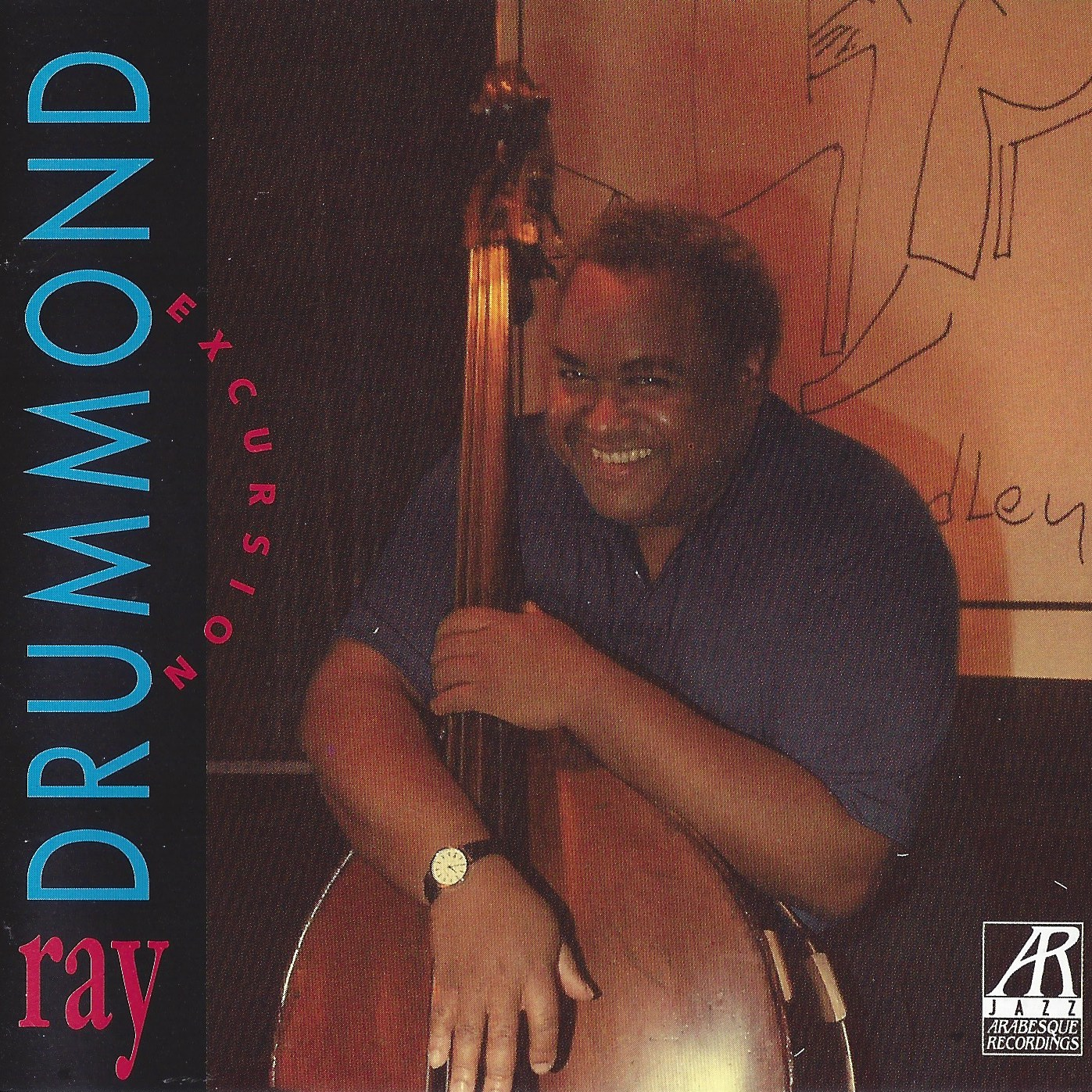 AJ0106  | Excursion |  Ray Drummond