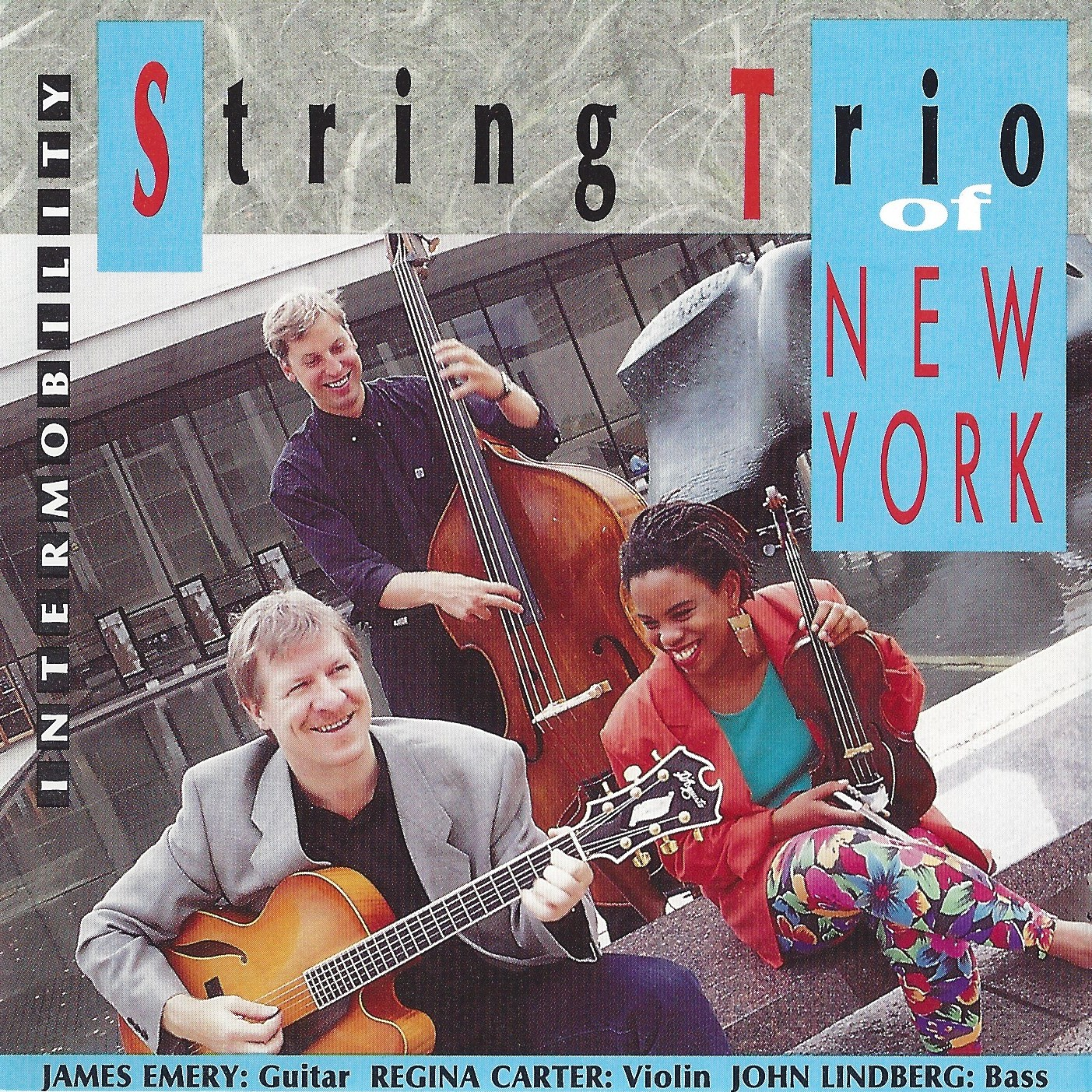 AJ0108 |  Intermobility  | String Trio of New York