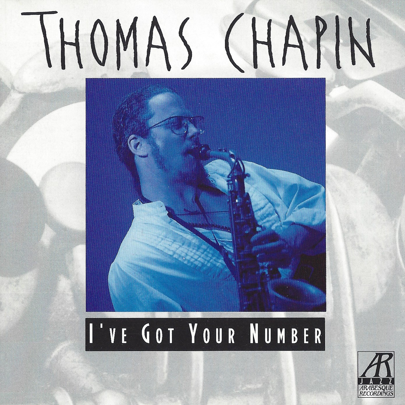 AJ0110 |  I've Got Your Number  | Thomas Chapin