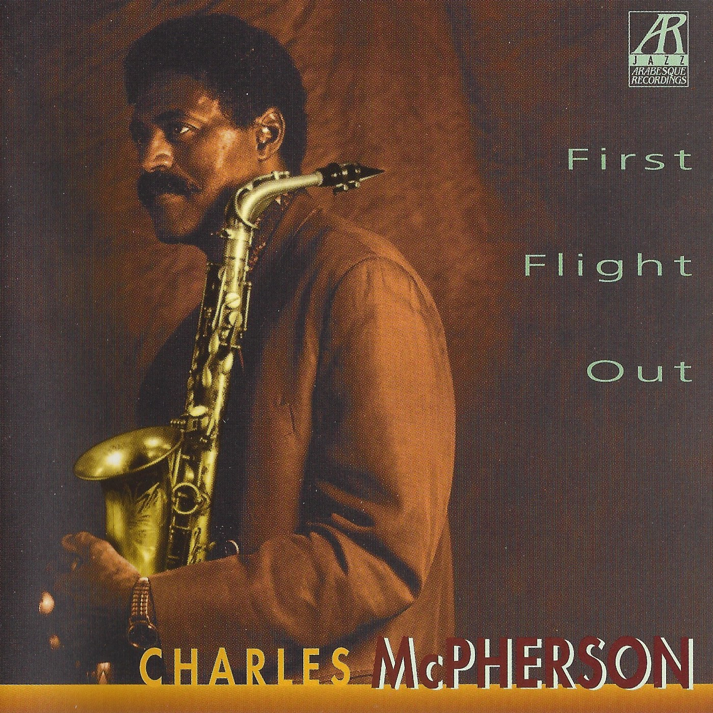 AJ0113 |  First Flight Out  | Charles McPherson