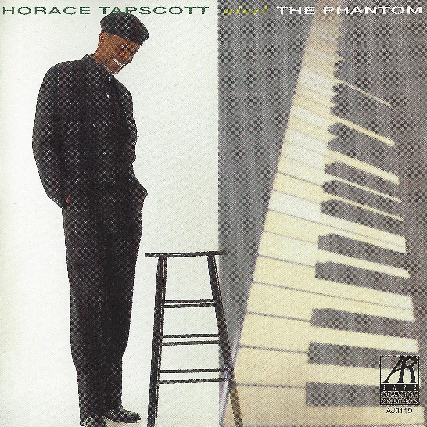 AJ0119 |  Aiee! The Phantom  | Horace Tapscott