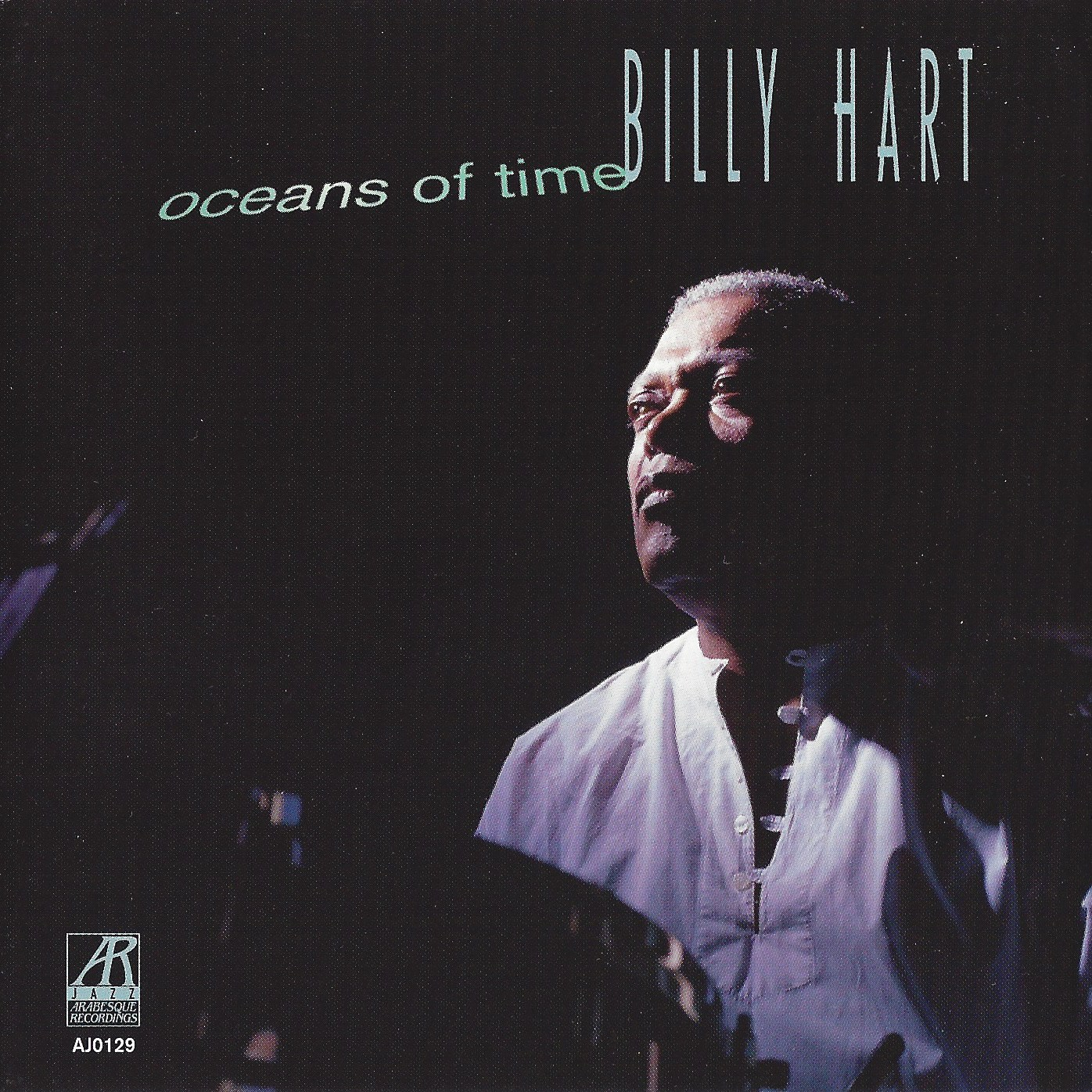 AJ0129 |  Oceans of Time  | Billy Hart