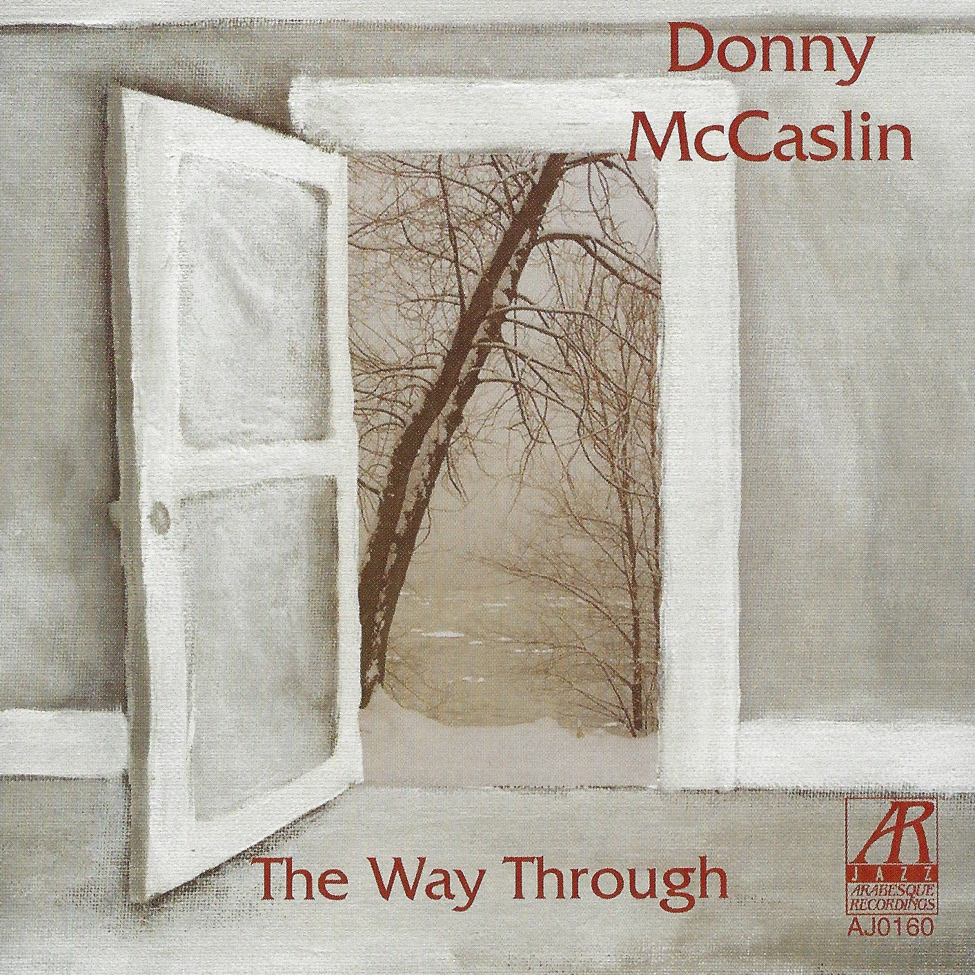 AJ0160  | The Way Through |  Donny McCaslin