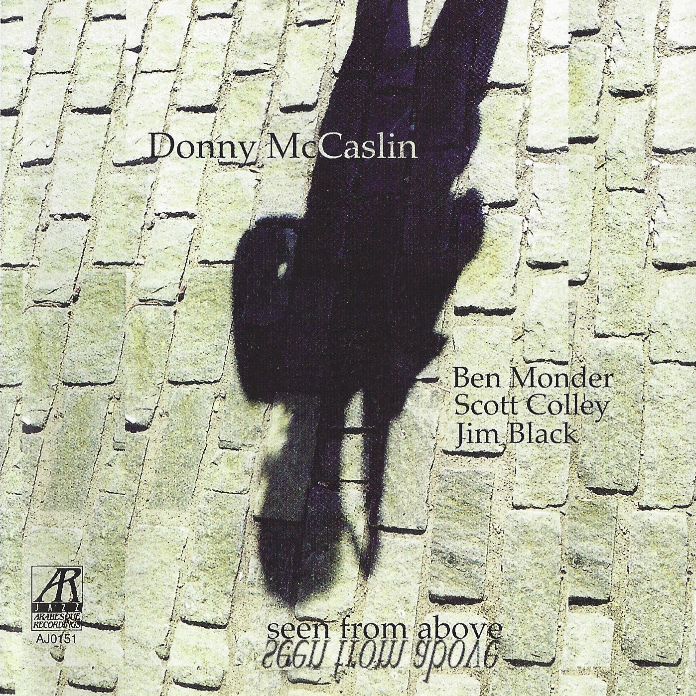 AJ0151  | Seen From Above |  Donny McCaslin