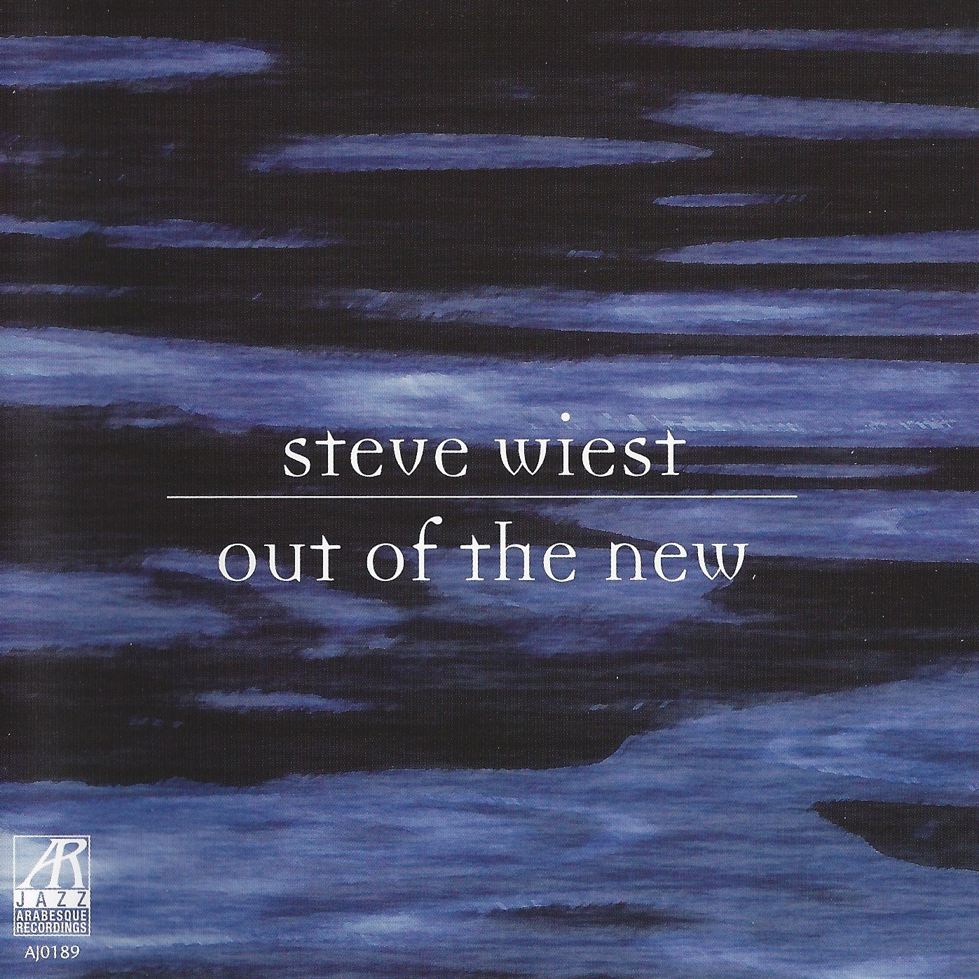 AJ0189  | Out of the New |  Steve Wiest