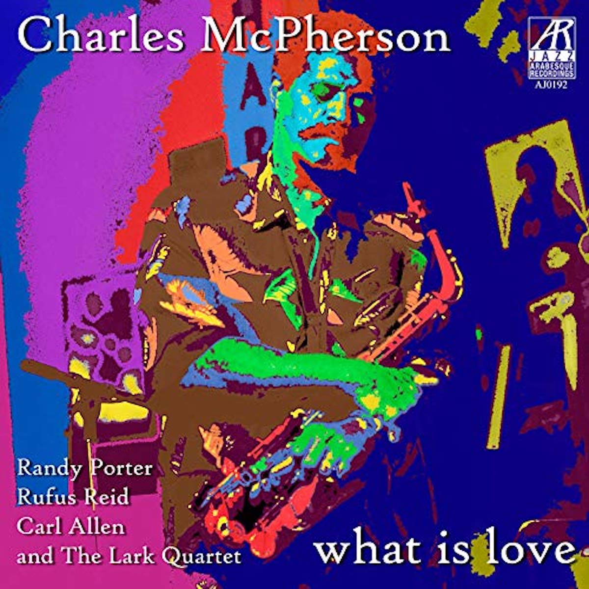 AJ0192  | What Is Love |  Charles McPherson