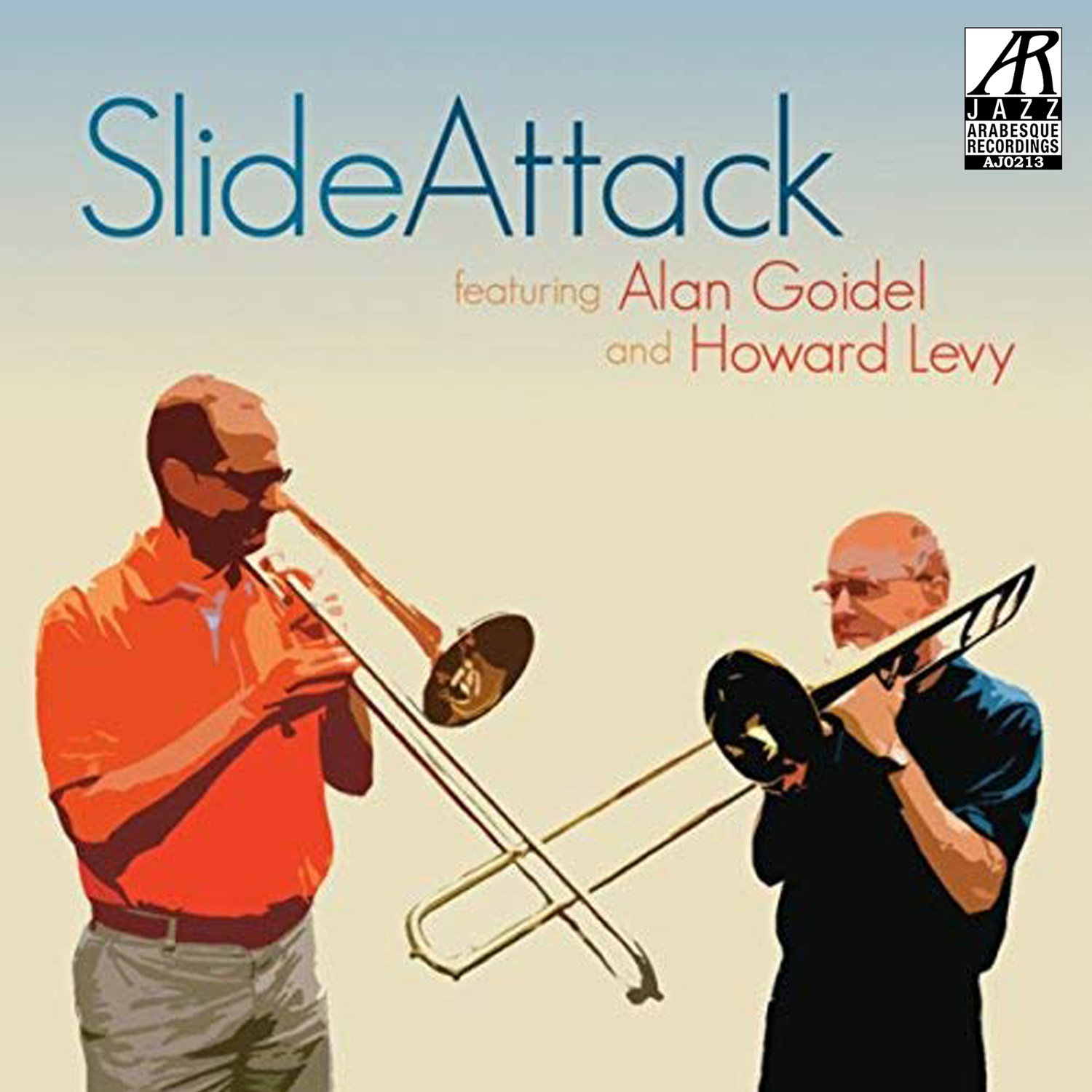 AJ0213  | SlideAttack |  Alan Goidel and Howard Levy