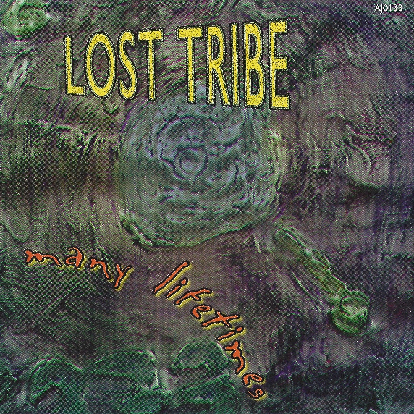 AJ0133  |   Many Lifetimes |  Lost Tribe