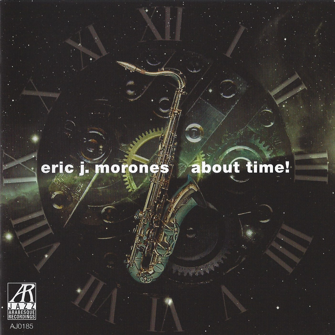 AJ0185  | About Time! |  Eric J. Morones