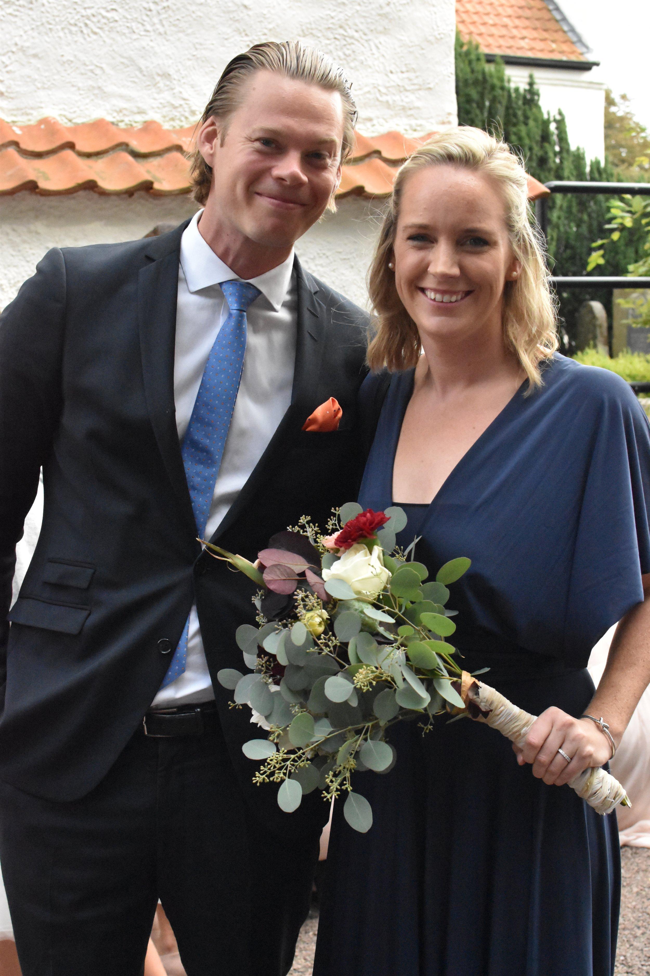 Och ännu en fin Emelie. Brudens tärna den här dagen, men näst på tur i vit klänning faktiskt!