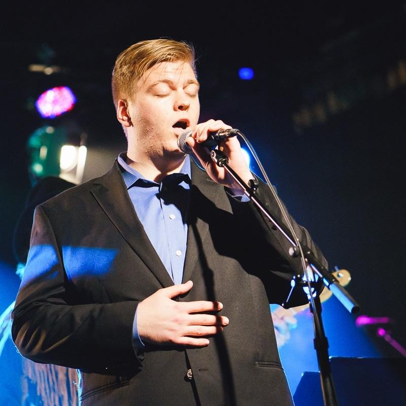 LoGan, singer/songwriter/musician - age 22