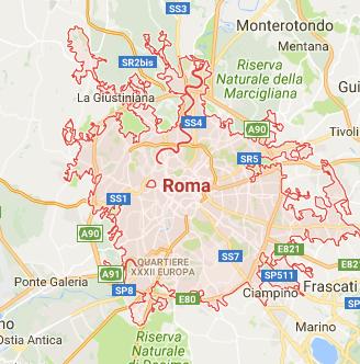 ROMA (SUD).  Perché ci sono nata.