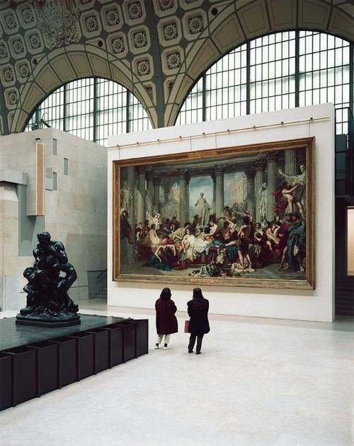 1989, Thomas Struth, Paris Orsay.jpg