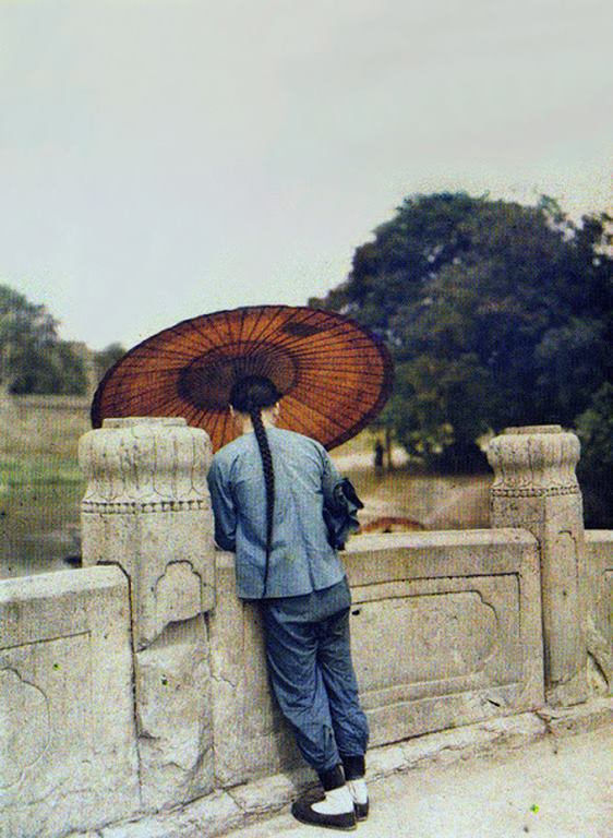 1921, Albert Khan, First color photographs of China.jpg