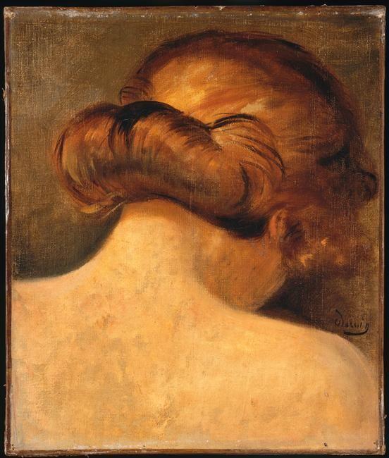 1928, André Derain, Nuque de femme.jpg