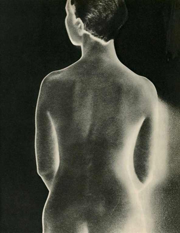 1929, Man Ray, Black Back.jpg