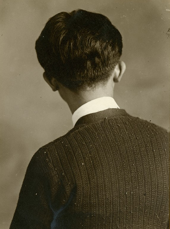1932, Peng Ruilin, Self portrait.jpg