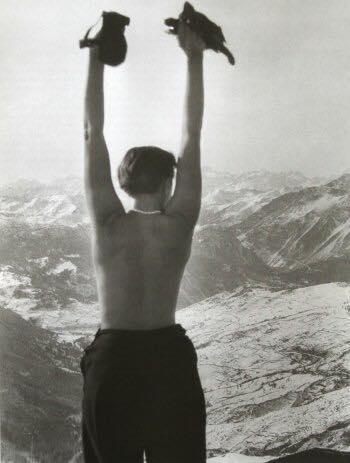1935, Charlotte Perriand, Alpes.jpg