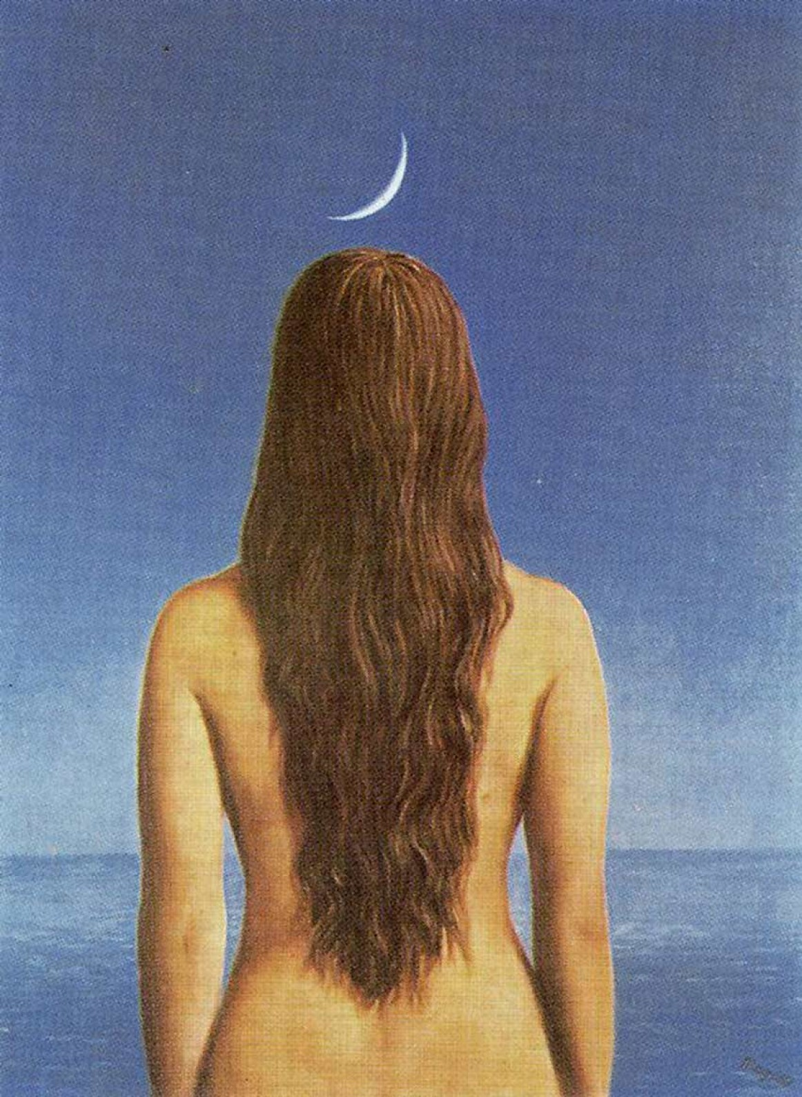 1954, Magritte, The Evening Gown.jpg