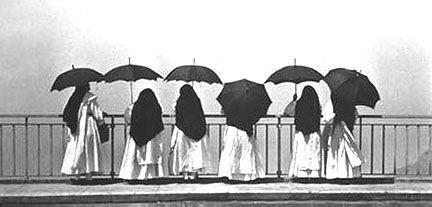 1955, Ormond Gigli, Nuns, Rio.jpg