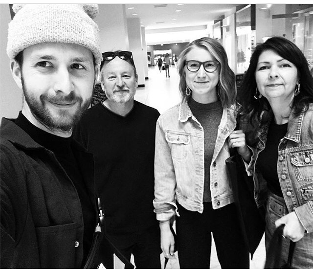 Good bye from the family who created and launched MN3.LA. Stephen Ross, Manufacturing & Operations Director. Cheryl Ross, Art Director & Product Designer. Maggie Ross, Social Media Director. Joel Ross, Marketing Director & Photography. Four creatives with a passion of striving together and the satisfaction of working hard with the people you care about... doing something good. Gratitude to all of you who came along the journey of MN3 with us. A millionthanks 🙏🏻