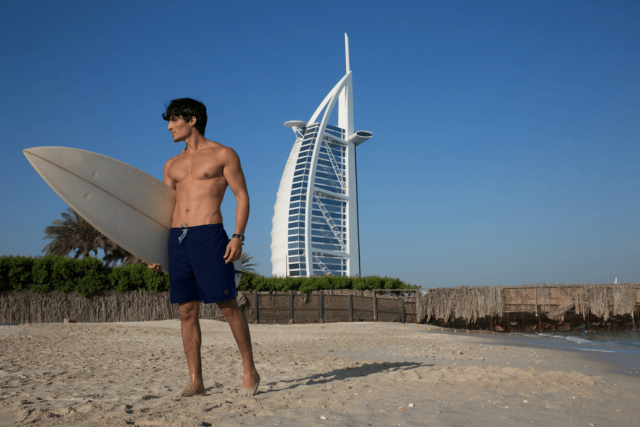 osseyan dubai waterproof swimming suit