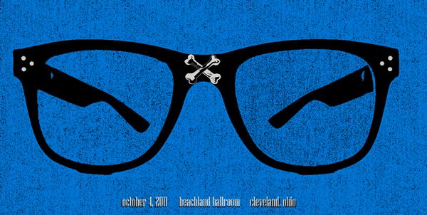 10.4.11 X at Beachland Ballroom OH -Artist: bmethe