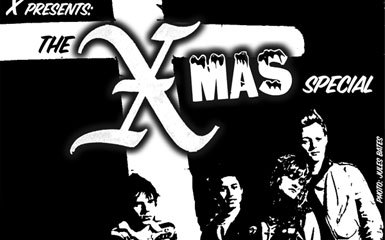 """""""X - The Unheard Music"""" screens as the opening act, celebrating 30 years ofthe """"Los Angeles"""" album and it's roots of LA."""