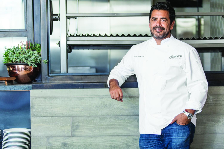 Chef Javier Plascencia