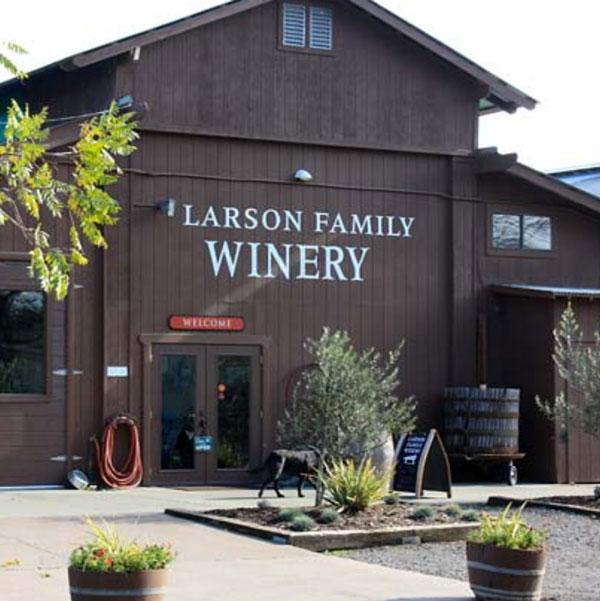 Larson Family Winery Sonoma