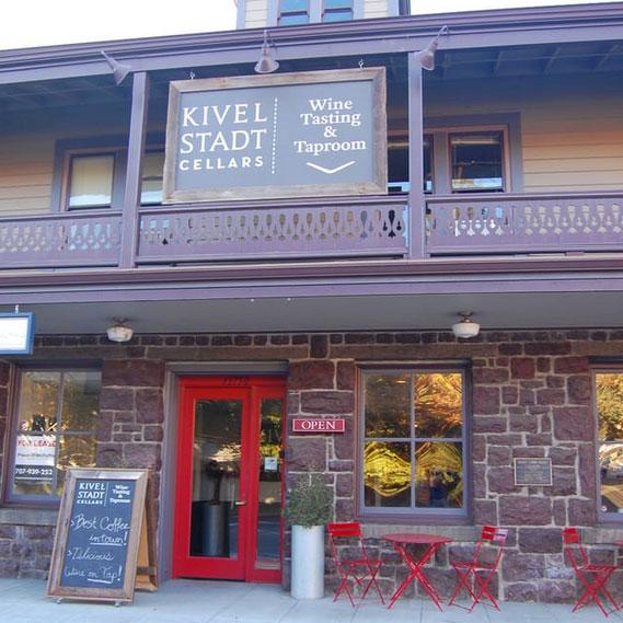 Kivelstadt Cellars Sonoma