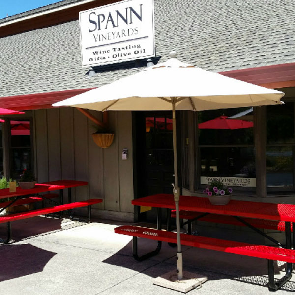 Spann Vineyards Sonoma