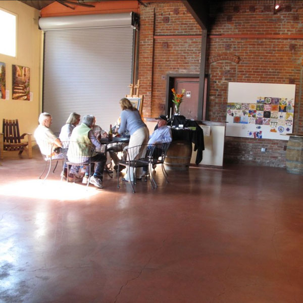 Harts Desire Winery Healdsburg