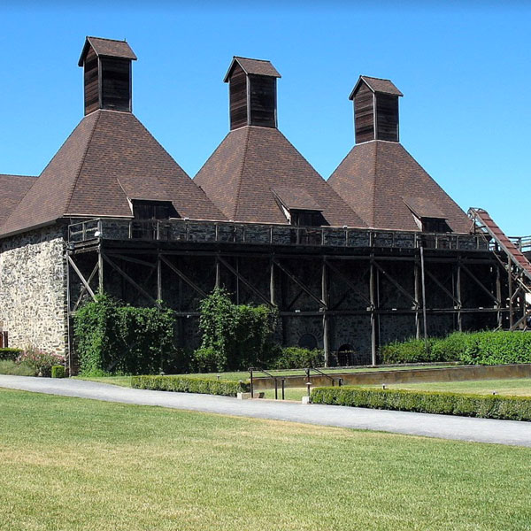 HKG Estate Winery Healdsburg