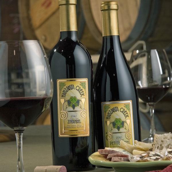 manzanita creek winery